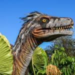 Przeżyj przygodę z dinozaurami w wyjątkowym parku rozrywki