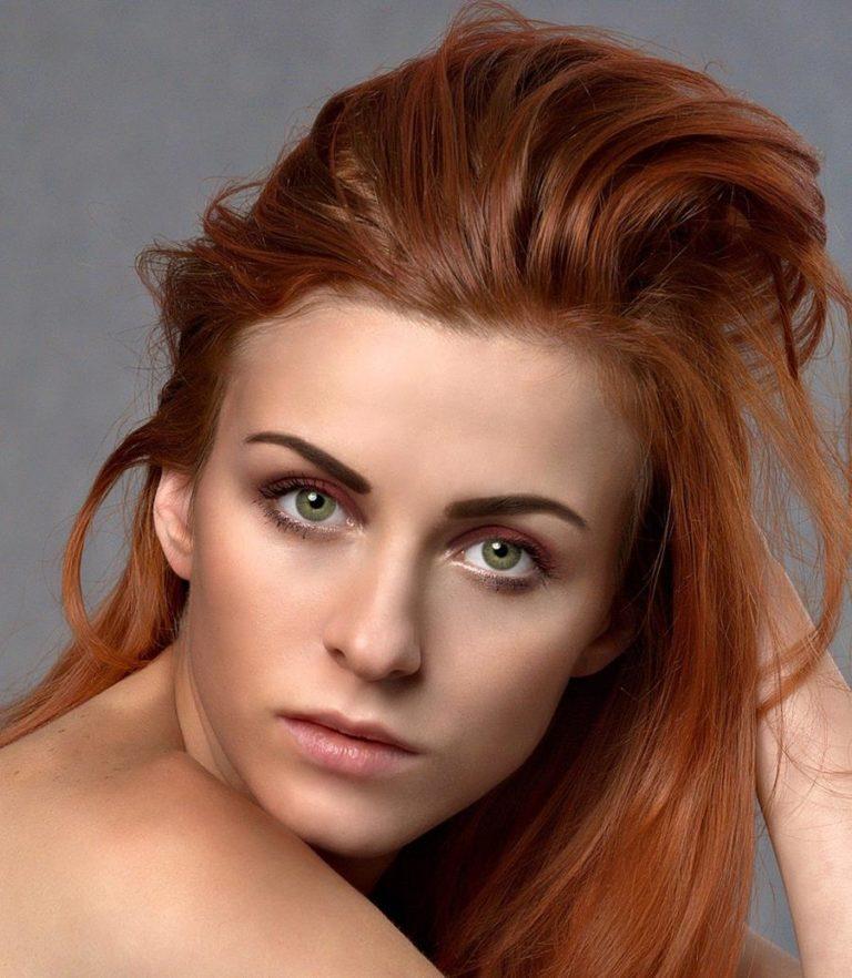 Naturalną henną nie zniszczysz włosów podczas farbowania