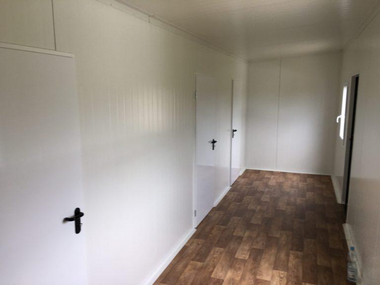 Usługi budowlane przy realizowaniu pawilonów mieszkaniowych